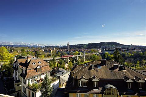 Aussicht Kursaal Bern