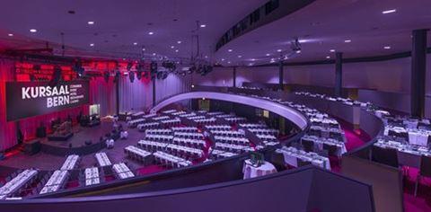 "Salle ""Arena"" Kursaal Berne"